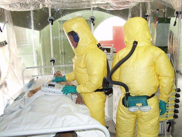 未知のウイルスの脅威が現実になるとは思っていませんでした